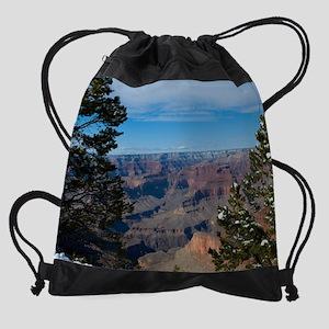 GCSnow3008_8x10 Drawstring Bag