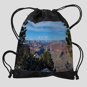 GCSnow3020_16x20 Drawstring Bag