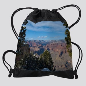 GCSnow3020_8x10 Drawstring Bag