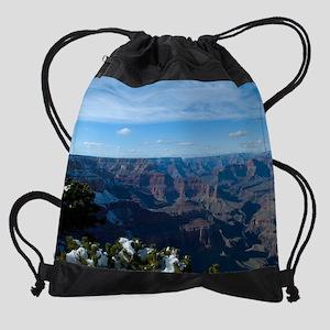 GCSnow3027_16x20 Drawstring Bag