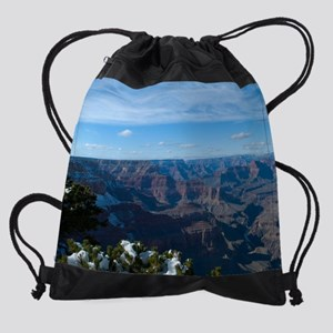 GCSnow3027_8x10 Drawstring Bag