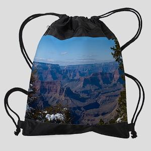 GCSnow3001_8x10 Drawstring Bag