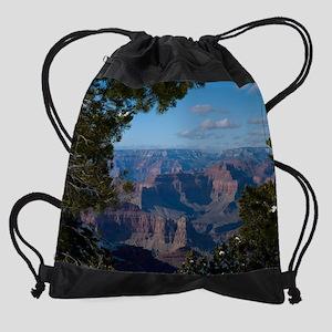 GCSnow3033_16x20 Drawstring Bag