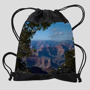 GCSnow3033_8x10 Drawstring Bag