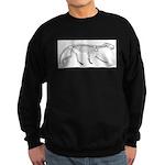 Therapsid Skeleton Sweatshirt