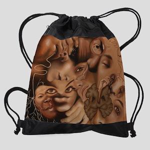 MultiSensePaint Drawstring Bag