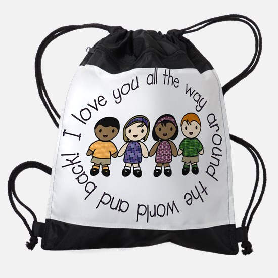 adoption3.jpg Drawstring Bag