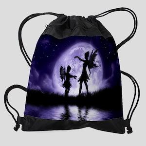 FairySisters2 Drawstring Bag