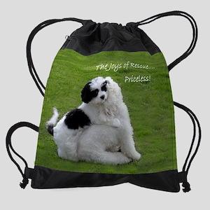 MATTEO-and-BONNER-IV-PRICEL Drawstring Bag