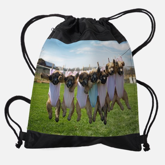 Calendar_Wash_day.jpg Drawstring Bag