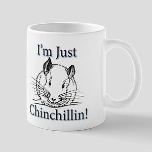 Im Just Chinchillin! Mugs