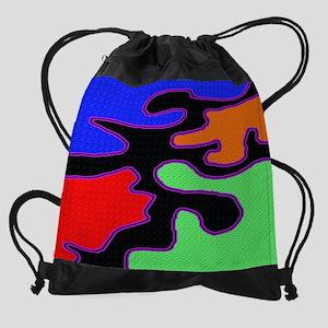 COLOR SPECTRUM copy Drawstring Bag