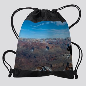 GCSnow2967_16x20 Drawstring Bag