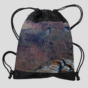 GCSnow2968_16x20 Drawstring Bag