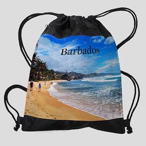 Barbados62x52 Drawstring Bag