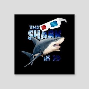The Shark Movie Sticker