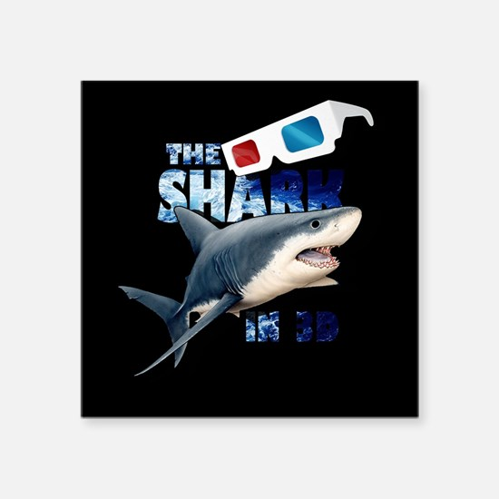 The Shark Movie Sticker