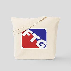 FTG:  Four Lefts Tote Bag