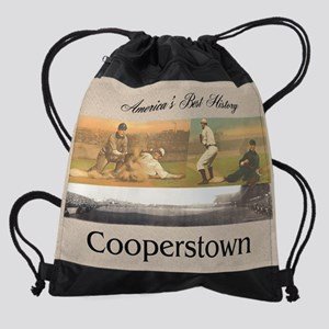 cooperstown1c Drawstring Bag