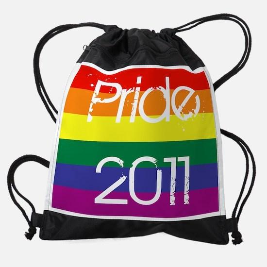 Pride-Birth-of-a-hero-2011.png Drawstring Bag