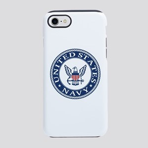 US Navy Symbol iPhone 7 Tough Case