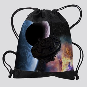 ss1_kids_all_over_828_H_F Drawstring Bag