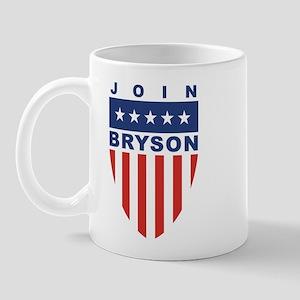 Join Jim Bryson Mug