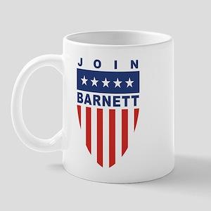 Join Jim Barnett Mug