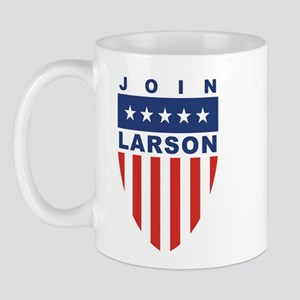 Join Jerry Larson Mug