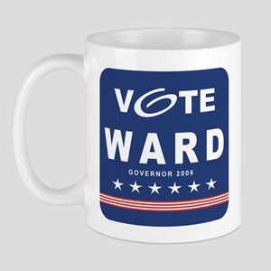 Vote Walt Ward Mug