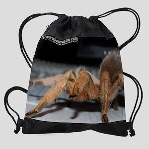 tarantula calendar 1 Drawstring Bag