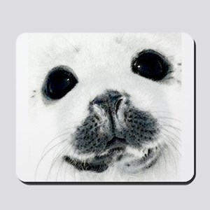 Harp Seal 3 Mousepad