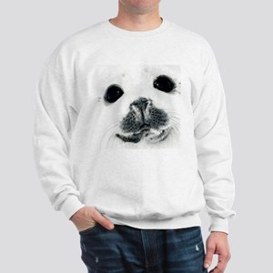 Harp Seal 3 Sweatshirt