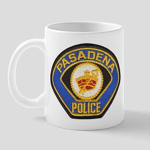 Pasadena Police Mug