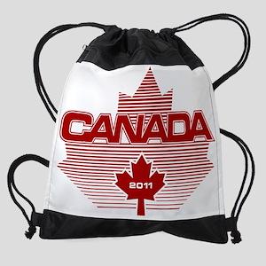 Canada 2011 Drawstring Bag