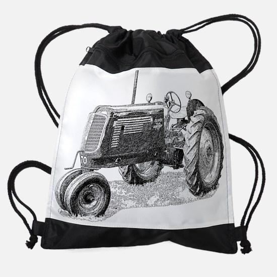 Oliver70-graphic.png Drawstring Bag