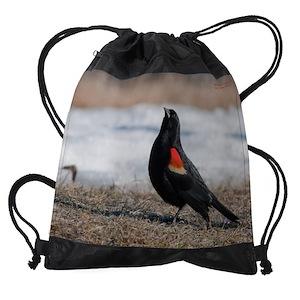 7d6236327d54 Sandpiper Bird Bags - CafePress