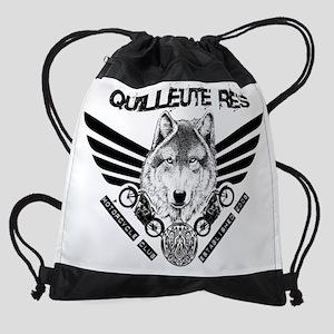 Quilleute Res Drawstring Bag