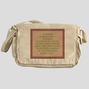 Summer Afternoon - H James Messenger Bag
