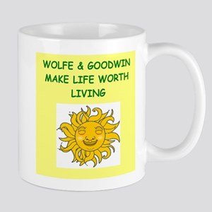 wolfe and goodwin Mug