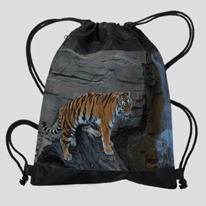 cal4 Drawstring Bag