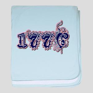 1776 baby blanket