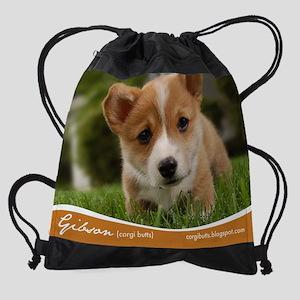 2-august Drawstring Bag