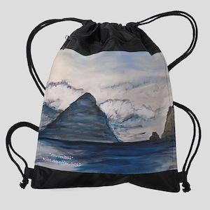 Stromboli Drawstring Bag