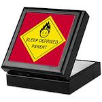 Sleep Deprived Parent Keepsake Box
