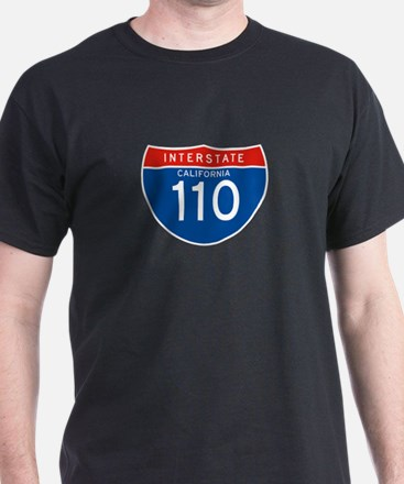 Interstate 110 - CA T-Shirt