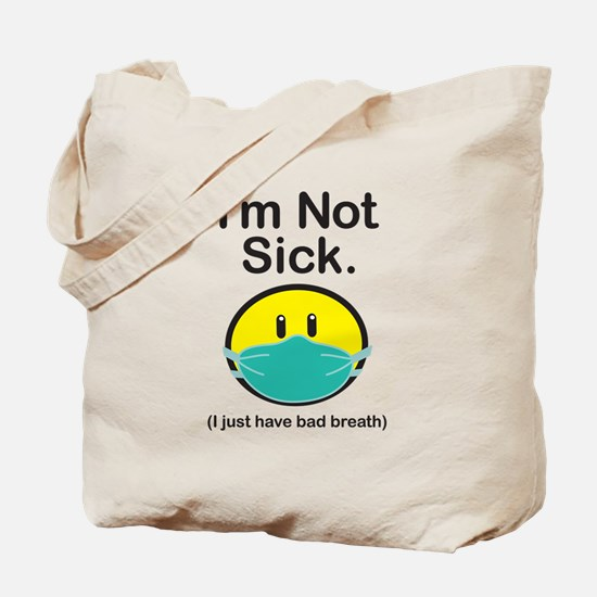 Bad Breath Tote Bag
