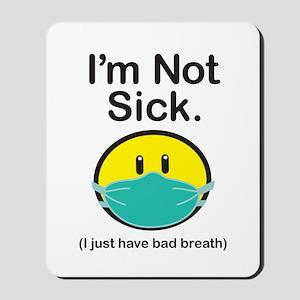 Bad Breath Mousepad