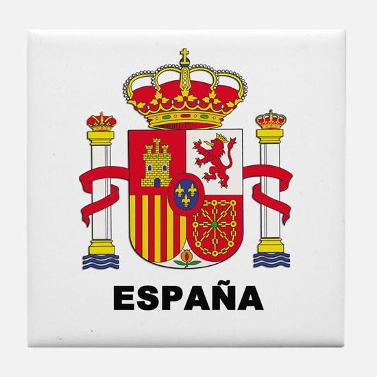 España Tile Coaster