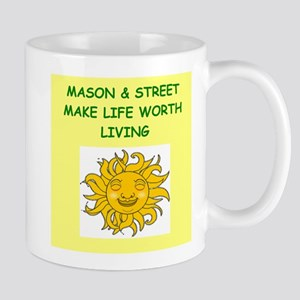 MASON and street Mug